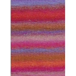 Lang Yarns Mille Colori Baby, farve 61