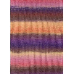 UDGÅET Lang Yarns Mille Colori Baby, farve 60
