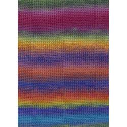 Lang Yarns Mille Colori Baby, farve 50
