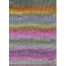 Lang Yarns Mille Colori Baby, farve 52
