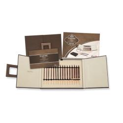 """KnitPro Symfonie Rose Deluxe """"limited edition"""", udskifteligt rundpindesæt"""