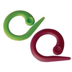 Maskemarkører cirkel, 30 stk i 2 farver