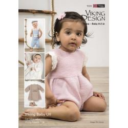 Viking katalog 1509 - baby 0-2 år, baby ull