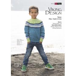 Viking katalog 1612 piger og drenge 2-12 år, baby ull