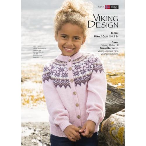 c989aad4c08 Viking katalog 1613 piger og drenge 2-12 år, baby ull