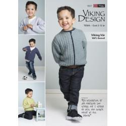 Viking katalog 1607 dreng 2-12 år, Viking vår
