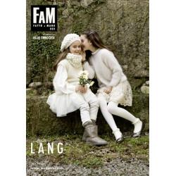 Lang yarns opskrift magasin 222, 23 opskrifter til piger og drenge 8-14 år