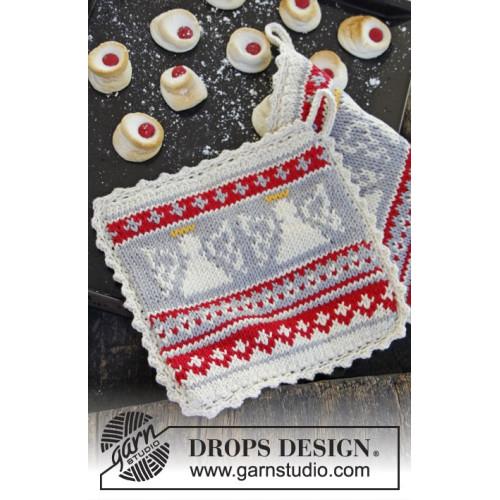 Holy Cookie! by DROPS Design ca 20 x 20 cm DROPS PARIS