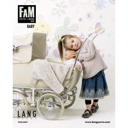 Lang yarns opskrift magasin 240. 28 strikkeopskrifter til babyer