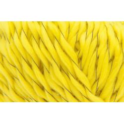 Glühwürmchen refleksgarn farve 03 gul, 100 g
