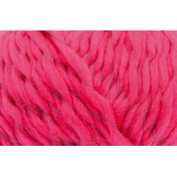 Glühwürmchen refleksgarn farve 05 pink, 100 g
