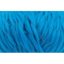 Glühwürmchen refleksgarn farve 06 blå, 100 g