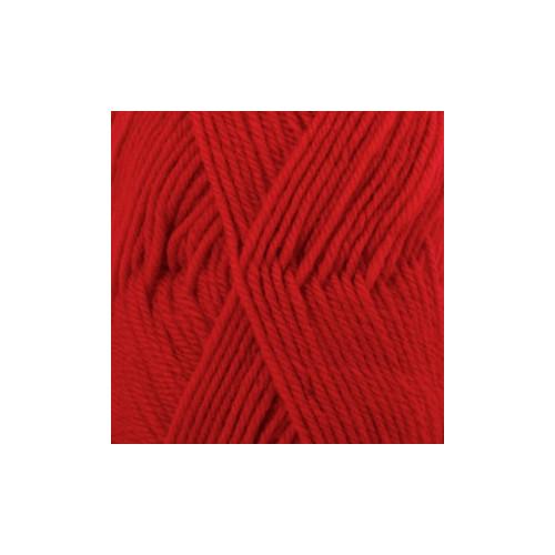 Drops Karisma UNI farve 18 rød