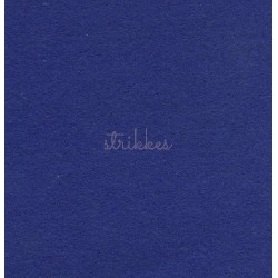 Tyndt filt A4 Mørk blå