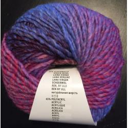 West, farve lilla/blå nuancer 0085