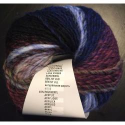 West, farve lilla/blå/grå nuancer 0251