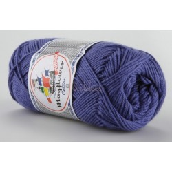 Mayflower Cotton 8 junior farve 1417 lilla