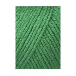 Lang Yarns Omega, mørk grøn 017