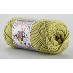 Mayflower Cotton 8 junior farve 1426 lime