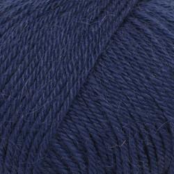 DROPS Puna UNI 13 marine blå