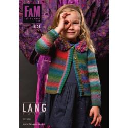 Lang yarns opskrift magasin 207. 43 strikkeopskrifter til børn 4-8 år