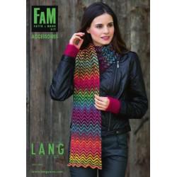 Lang yarns opskrift magasin 217. 45 strikkeopskrifter med tilbehør
