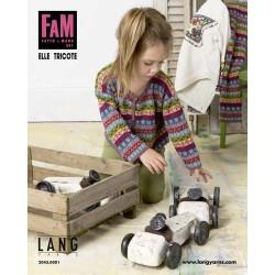 Lang yarns opskrift magasin 241, 22 børneopskrifter