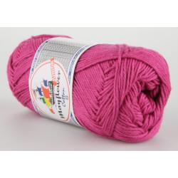 Mayflower Cotton 8 junior farve 1410 lyserød