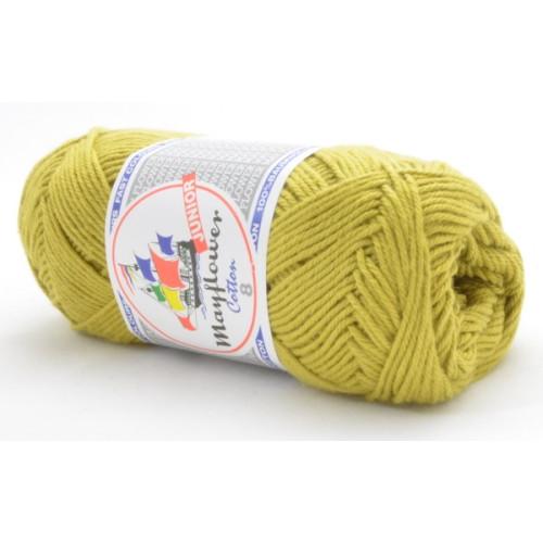 Mayflower Cotton 8 farve 1433 oliven