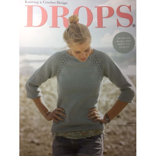 Drops oversigts katalog 175, 176, 177