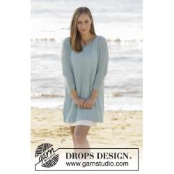 Naomi by DROPS Design S-XXXL DROPS BRUSHED ALPACA SILK