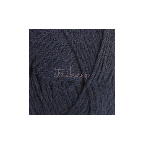Drops Lima UNI 4305 mørkeblå