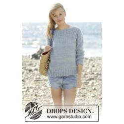 Bente by DROPS Design S-XXXL DROPS ALPACA/DROPS KID-SILK