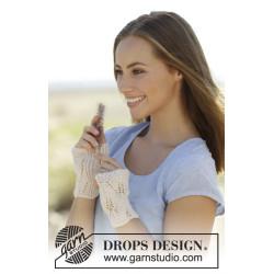 Smitten by DROPS Design S-L DROPS BABYALPACA SILK