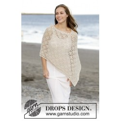 Inayah by DROPS Design S-XXXL DROPS BOMULL-LIN