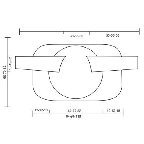 Andromeda by DROPS Design S-XXXL DROPS ALPACA