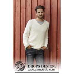 Riley by DROPS Design S-XXXL DROPS COTTON MERINO