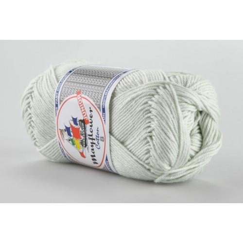 Mayflower Cotton 8 farve 1486 sart mintgrøn