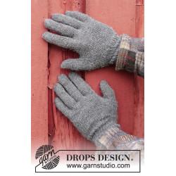 Killan by DROPS Design S-XL DROPS FABEL
