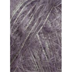 Lang Yarns Cara farve 48, lys violet