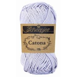 Scheepjes Catona 25g, farve 399 Lilac Mist