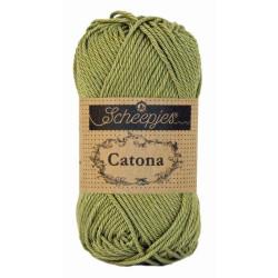 Scheepjes Catona 25g, farve 395 Willow