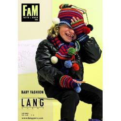 Lang yarns opskrift magasin 176. 67 strikkeopskrifter til babyer