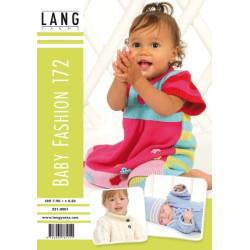Lang yarns opskrift magasin 172. 21 strikkeopskrifter til babyer