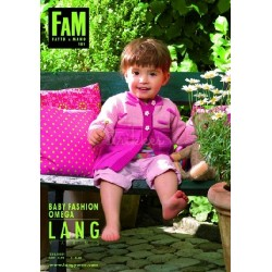 Lang yarns opskrift magasin 181. 21 strikkeopskrifter til babyer