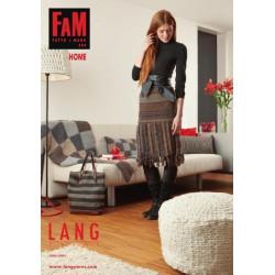 Lang yarns opskrift magasin 202. 16 strikkeopskrifter til hjemmet