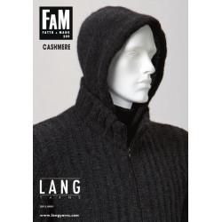 Lang yarns opskrift magasin 209. 20 strikkeopskrifter til Cashmere