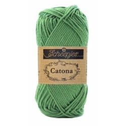 Scheepjes Catona 50g, farve 412 Forest Green