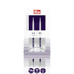 Prym Ergonomics Rundpind, 6mm, 80 cm
