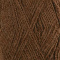 UDGÅET Drops Alpaca UNI farve 403 mellembrun